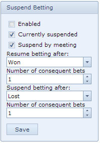 suspend-betting